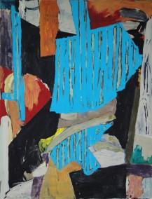 gouache 2016 - 64x50 cm
