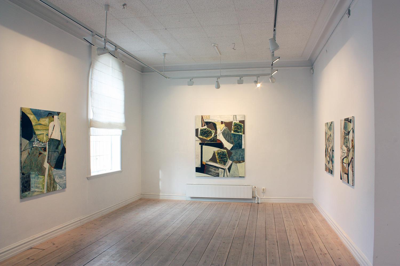 Enköpings konsthall 2014, Sweden